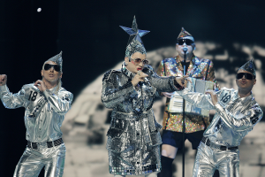 Eurovision: Οι πιο κιτς εμφανίσεις του διαγωνισμού που έγραψαν ιστορία