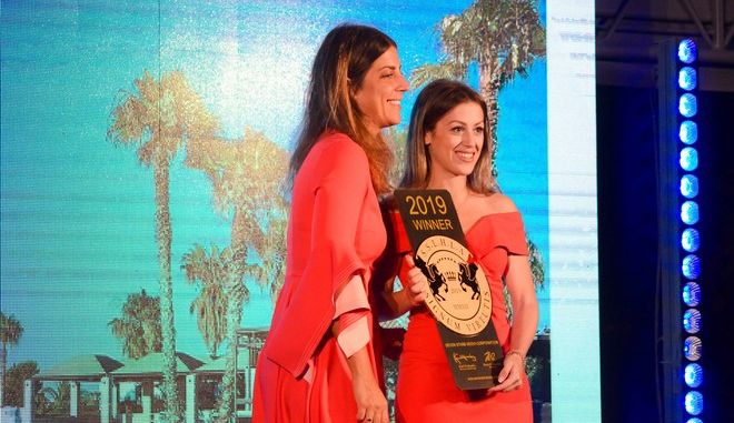 H Aldemar Resorts είχε την τιμητική της στα Seven Stars Luxury Hospitality and Lifestyle Awards