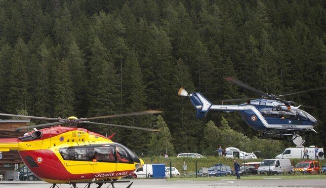 Συντριβή αεροπλάνου με νεκρούς στην Ελβετία
