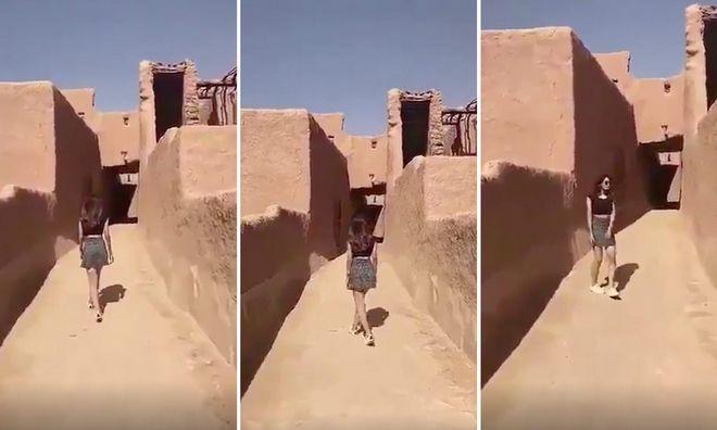 Σ. Αραβία: Συνελήφθη το μοντέλο που γύρισε βίντεο με μίνι φούστα
