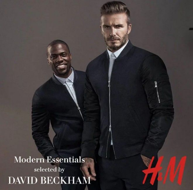 Ο Beckham ανέλαβε τη σωτηρία της βρετανικής μόδας