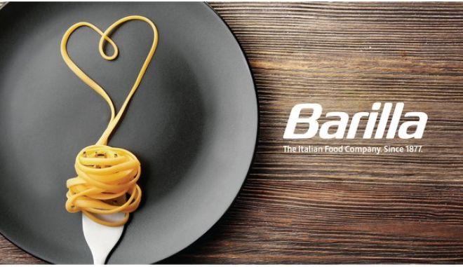3 τόνοι ζυμαρικά σε Κοινωνικούς Φορείς Αλληλεγγύης από την Barilla Hellas