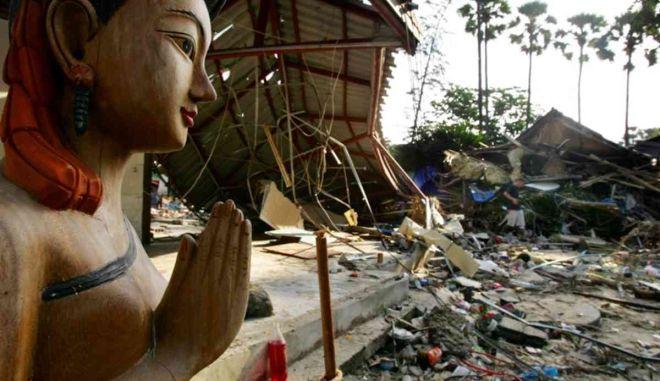 Ταϊλάνδη: 12 χρόνια μετά το φονικό τσουνάμι 400 σοροί δεν έχουν αναγνωριστεί