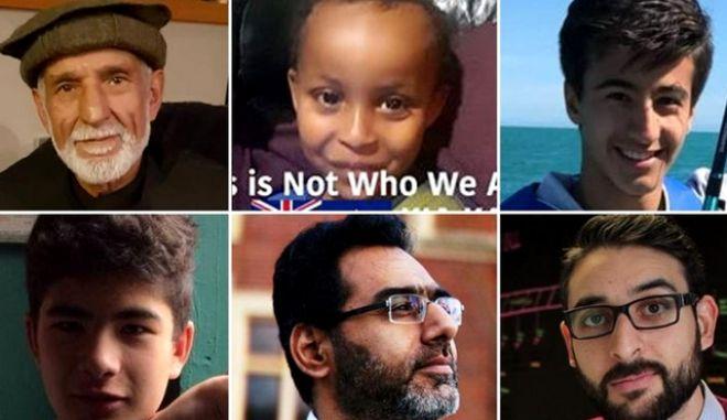Τα πρόσωπα του μακελειού: Τα θύματα της Νέας Ζηλανδίας