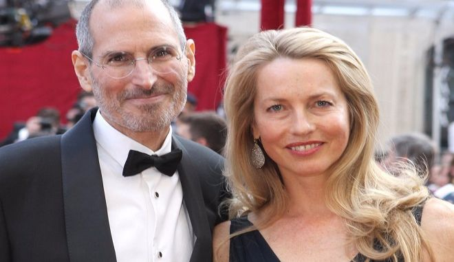 Αυτή είναι η γυναίκα που κληρονόμησε την περιουσία του Steve Jobs