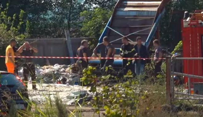 Ιταλία: Τέσσερις Ινδοί εργάτες σκοτώθηκαν σε δεξαμενή με κοπριά