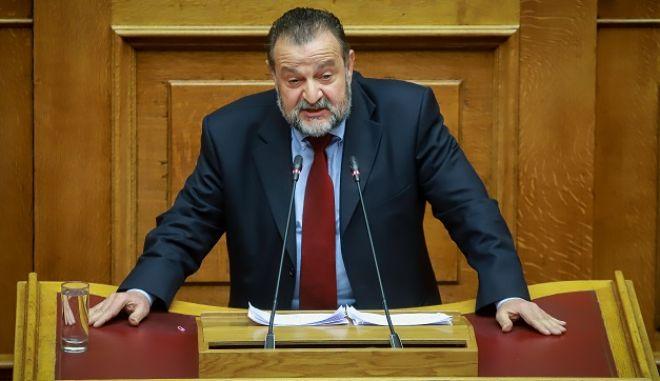 Ο κοινοβουλευτικός εκπρόσωπος της ΔΗΣΥ Βασίλης Κεγκέρογλου