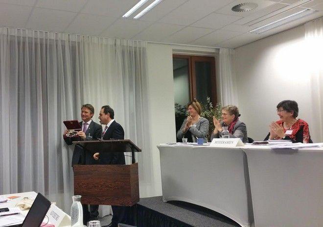 Η 'Αποστολή' στην Ολλανδία για πολύπλευρη συνεργασία με τη Προτεσταντική Εκκλησία