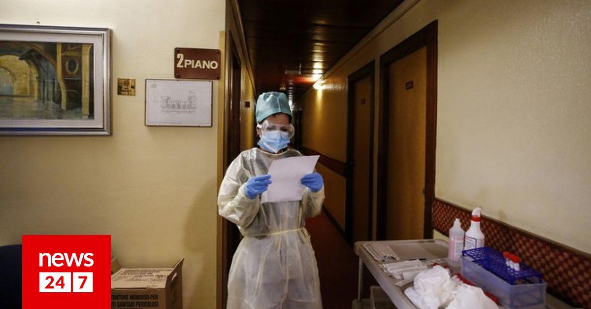 Κορονοϊός-Ιταλία: Μεγάλη αύξηση των νεκρών – 32.191 τα νέα κρούσματα – Κόσμος