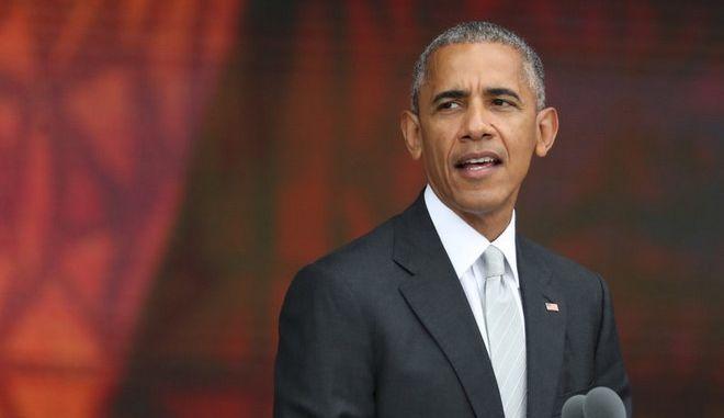 Στο πλάτωμα του τηλεσκοπίου Δωρίδη η ομιλία Ομπάμα