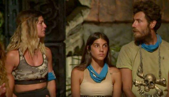 "Survivor 4: Το ξέσπασμα της Χριστίνας Κεφαλά - ""Δεν σου επιτρέπω, είσαι απαράδεκτος"""