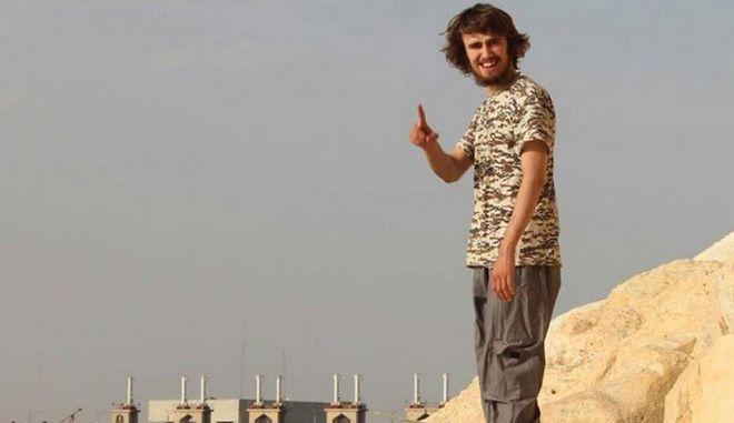 Ο 20χρονος 'Τζιχάντι Τζακ', ο πρώτος Βρετανός που εντάχθηκε στον ISIS