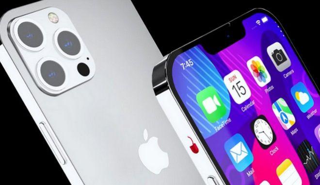 Μια από τις διαρροές που προέκυψαν για το πώς θα είναι το iPhone 13.