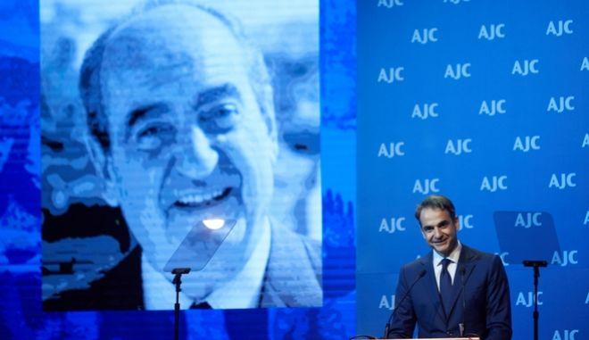 Μητσοτάκης: Θα ενισχύσω τις σχέσεις Ελλάδας - Ισραήλ