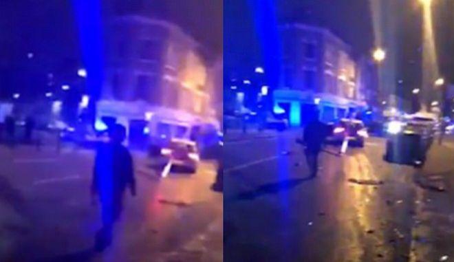Λονδίνο: Εξαγριωμένος οδηγός παρέσυρε πεζούς με τους οποίους είχε διαπληκτιστεί