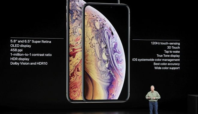 Άρχισαν τα όργανα: Αυτά είναι τα πρώτα προβλήματα που παρουσιάζουν τα νέα iPhone XS