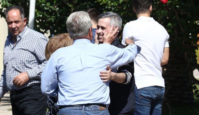 Η οικογένεια Λεμπιδάκη κάνει δωρεά στην Ελληνική Αστυνομία