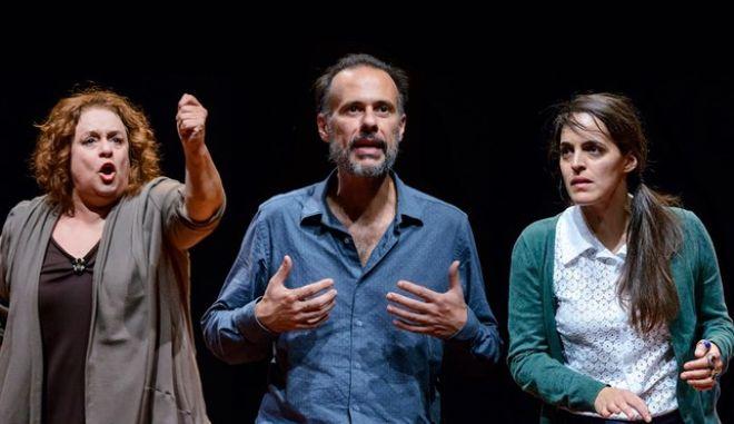 """""""Αβελάρδος και Ελοΐζα"""": Το θέατρο επιστρέφει στο ραδιόφωνο και στο σταθμό Αθήνα 9.84"""
