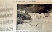 Εφημερίδα της Βρετανίας για την πλημμύρα του Αγίου Φιλίππου