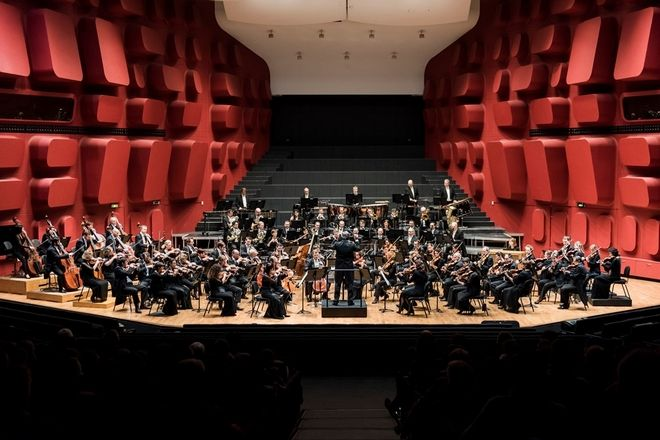Η Φιλαρμονική Ορχήστρα του Στρασβούργου