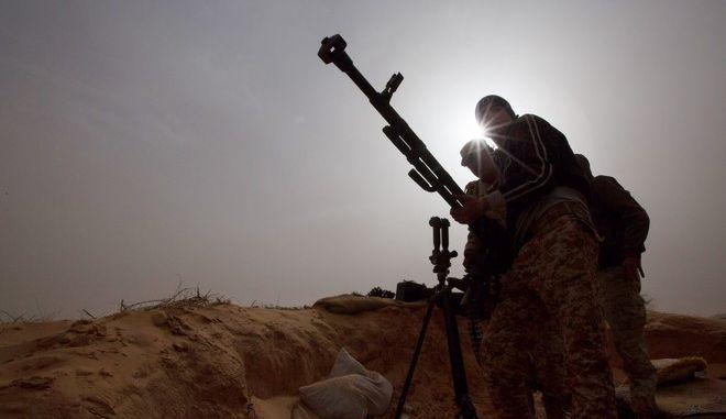 Λίβυοι στρατιώτες