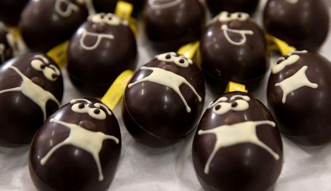 Σοκολατένια αυγά