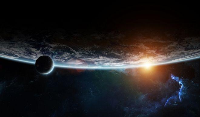 3D απεικόνιση εξωπλανητών σε εικόνα της NASA