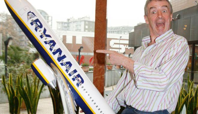 Michael O'Leary: Ποιος είναι ο εκκεντρικός επιχειρηματίας της Ryanair ο οποίος υπόσχεται να φέρει εκατ. επιβάτες στην Αθήνα