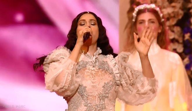 Eurovision 2019: Εντυπωσίασε η Ελλάδα - Υπέροχη και παραμυθένια η Κατερίνα Ντούσκα