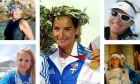 Μάνια Μπίκοφ, Μαρίνα Ψυχογιού, Ραμπέα Ιατρίδου, Νίκη Καραγιάννη