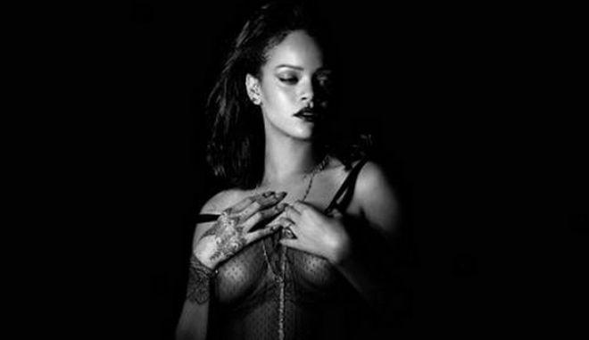 #KISSITBETTER. Η Rihanna στο νέο της βίντεο (σχεδόν) γυμνή