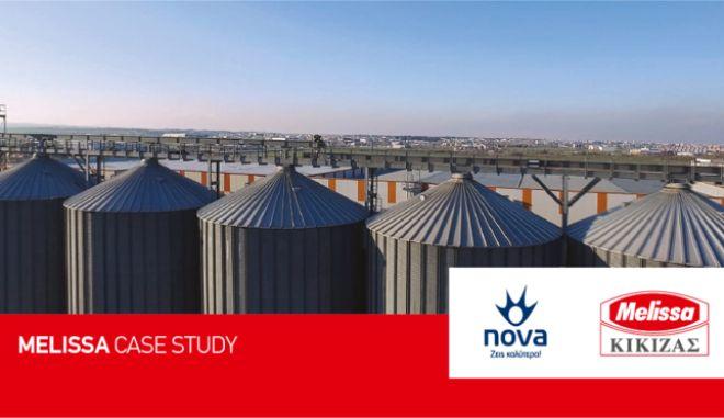 Συνεργασία Nova και Μέλισσα Κίκιζας: Επιχειρησιακή Συνέχεια & Διασφάλιση Δεδομένων