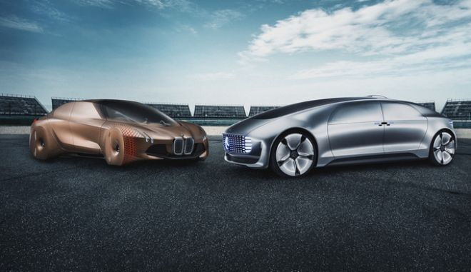 BMW - DAIMLER AG: Κοινές τεχνολογίες νέας γενιάς για αυτοματοποιημένη οδήγηση