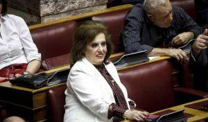 Θ. Μεγαλοοικονόμου: Η ανεξάρτητη που προσχώρησε στον ΣΥΡΙΖΑ