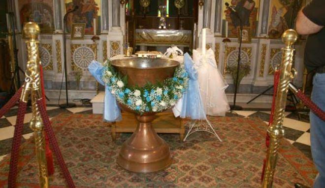 Το τραπέζι της βάφτισης τους έστειλε στο νοσοκομείο