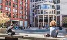 Φοιτητές στο City University της Νέας Υόρκης