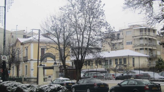 Καιρός: Στα λευκά η Ελλάδα από την