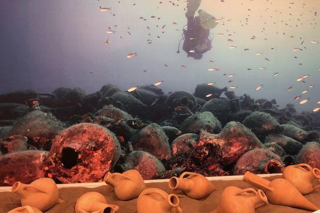 Το πρώτο υποθαλάσσιο μουσείο στην Ελλάδα βρίσκεται στην Αλόννησο