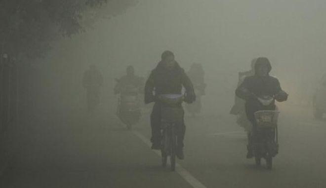 Ένας στους 12 θανάτους στην Ελλάδα σχετίζεται με τη ρύπανση