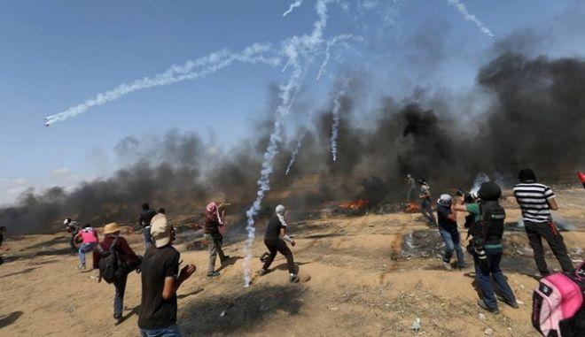 Επεισόδια στη Γάζα