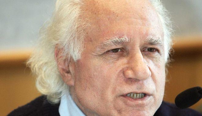 Ο θεατρικός σκηνοθέτης Γιώργος Μιχαηλίδης