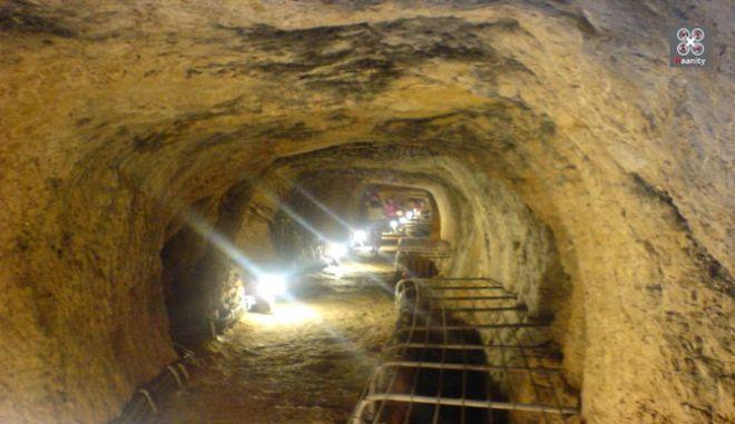 """Ο αρχαίος """"μετροπόντικας"""": Το υδραγωγείο - θαύμα των αρχαίων που τρέχει ακόμα"""