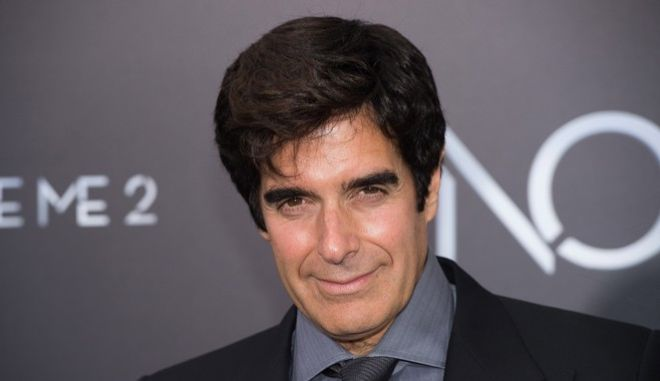 """David Copperfield attends the world premiere of """"Now You See Me 2"""" at AMC Loews Lincoln Square on Monday, June 6, 2016, in New York. (Photo by Charles Sykes/Invision/AP)"""