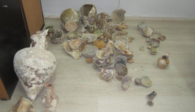 Ηγουμενίτσα: Μουσείο είχε κάνει το σπίτι του 45χρονος αρχαιοκάπηλος