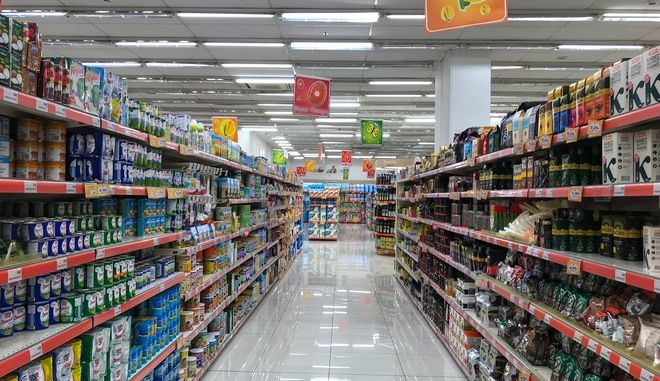 Ελληνικό σουπερ μάρκετ