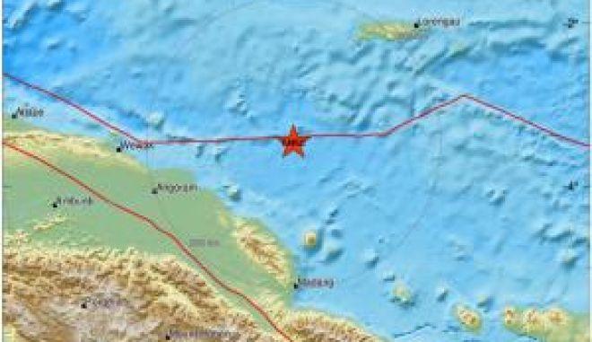 Φιλιππίνες: Σεισμός μεγέθους 6 ρίχτερ στη θάλασσα της Κελέβης