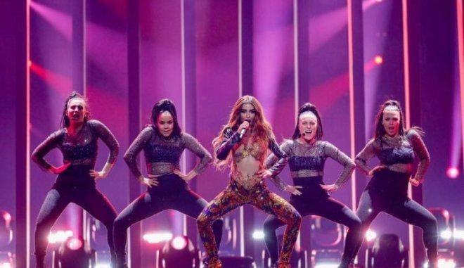 """Eurovision: """"Φωτιά"""" στα στοιχήματα έχει βάλει η Φουρέιρα"""