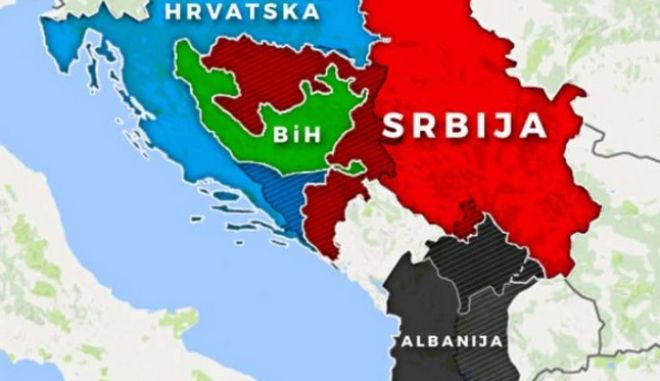 Non paper του Πρωθυπουργού της Σλοβενίας ανάβει φωτιές: Νέα σύνορα στα Δυτικά Βαλκάνια