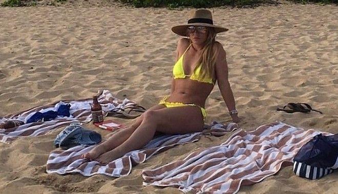 Britney Spears: Φόρεσε το μπικίνι της και 'έριξε' το Instagram