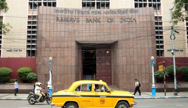 Τράπεζα στην Ινδία